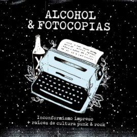 Alcohol y fotocopias