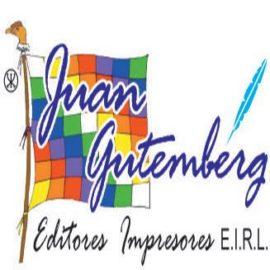 Juan Gutemberg Editores Impresores E.I.R.L.
